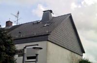 Steildach mit Frankfurter Pfanne in Star Seidenmatt Granit